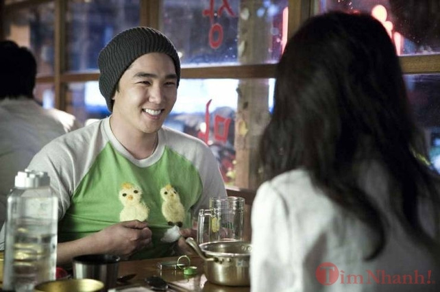 An ELF's Christmas - kangin superjunior - main story image