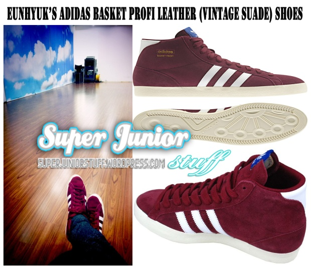 eunhyuk's shoes