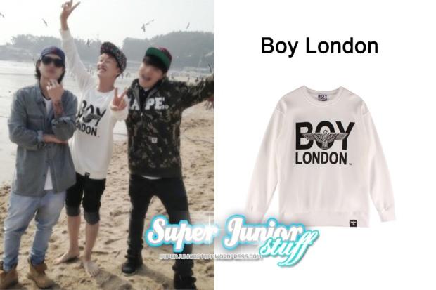 Hyukjae Boy London