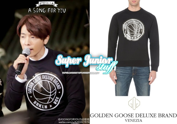 Donghae Golden Goose Sweaters