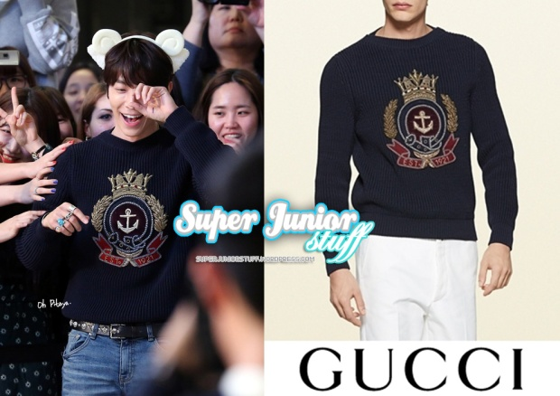 DH in Gucci