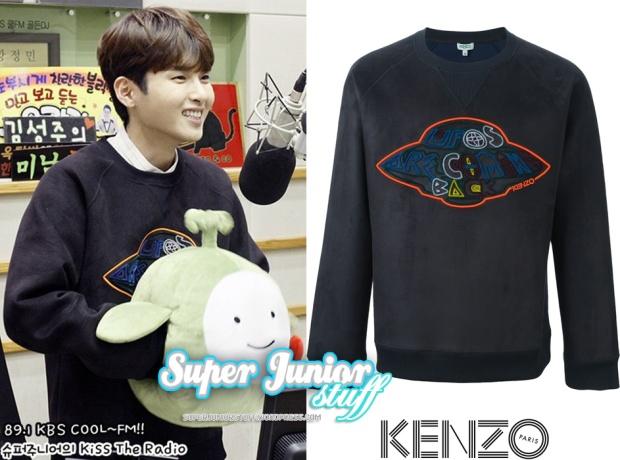 151231 RW Kenzo Sweatshirt